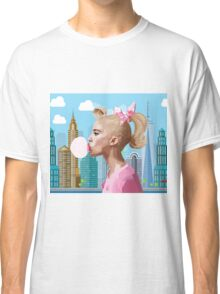 Bubble Gum Classic T-Shirt