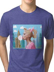 Bubble Gum Tri-blend T-Shirt