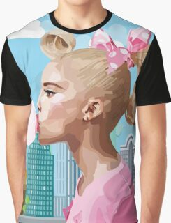 Bubble Gum Graphic T-Shirt