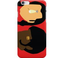 Pulp Fiction- Main Characters iPhone Case/Skin
