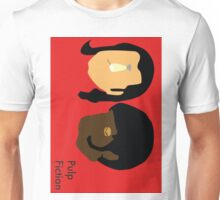 Pulp Fiction- Main Characters Unisex T-Shirt