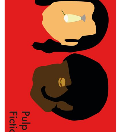 Pulp Fiction- Main Characters Sticker