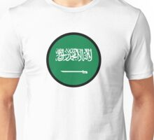 Under the sign of Saudi Arabia Unisex T-Shirt
