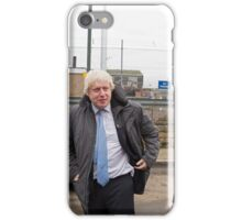 Boris Johnson  & Doug Taylor iPhone Case/Skin