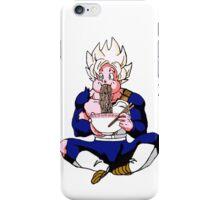 Goku and Gohan  iPhone Case/Skin