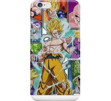 Super Ball Z - Vegeta Saiyan iPhone Case/Skin