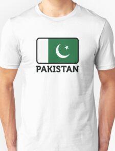 National Flag of Pakistan T-Shirt