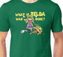 What if Zelda was Ogre? Unisex T-Shirt