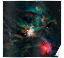 The Rho Ophiuchi cloud complex. Poster