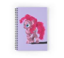 MLP 3D - A Smile For My Friends Spiral Notebook