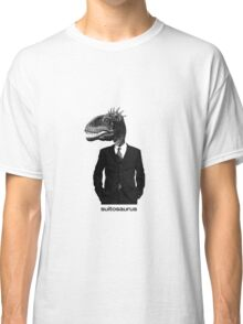 The Saurus Society - No Extinction Theory - Suitosaurus Classic T-Shirt
