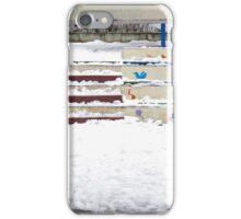 Winter Playground iPhone Case/Skin