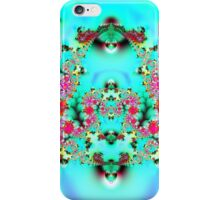 Turquoise iPhone Case/Skin