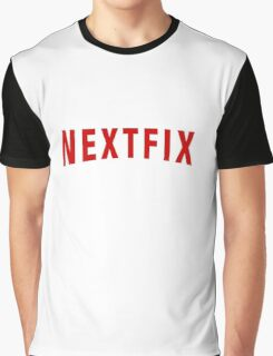 New NEXTFIX Graphic T-Shirt