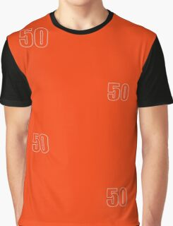 50 and counting Graphic T-Shirt