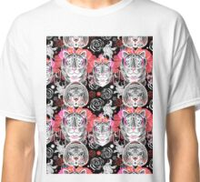 graphic pattern Tigers Classic T-Shirt