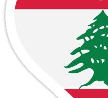 I Love Lebanon Sticker
