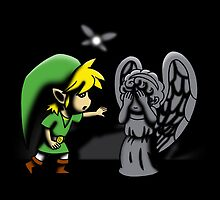 Don't, Link!  by BoggsNicolasArt