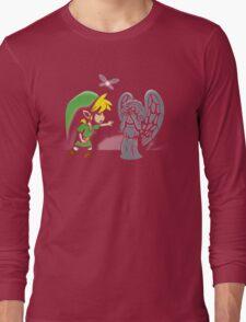 Don't, Link!  Long Sleeve T-Shirt