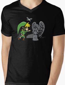 Don't, Link!  Mens V-Neck T-Shirt