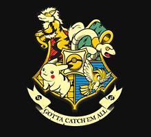 harry potter with pokemon T-Shirt
