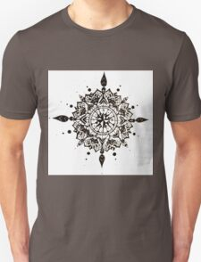 Mandala #1 Unisex T-Shirt