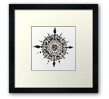 Mandala #1 Framed Print