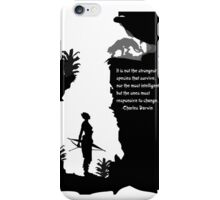 Strong Creatures iPhone Case/Skin
