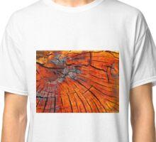 Wooden Sun Classic T-Shirt
