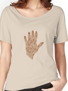 HennaHandHenna Women's Relaxed Fit T-Shirt
