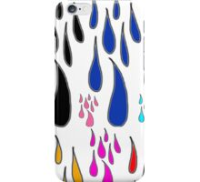 Shades Of Colour iPhone Case/Skin