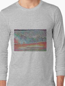 Rhythm of the Ocean Long Sleeve T-Shirt
