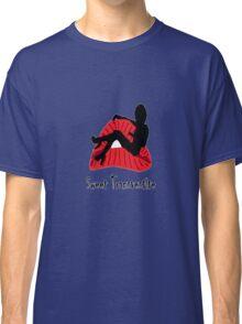 Lushy Lips  Classic T-Shirt