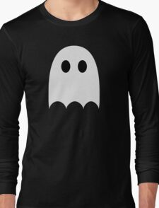 Little white ghost Long Sleeve T-Shirt