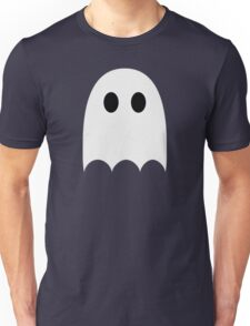 Little white ghost Unisex T-Shirt