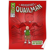 Quailman No More! Poster