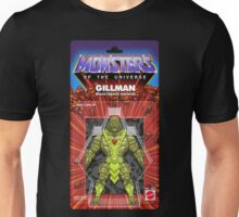 MONSTERS OF THE UNIVERSE - GILLMAN Unisex T-Shirt