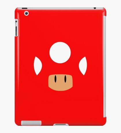Mario Mushroom iPad Case/Skin