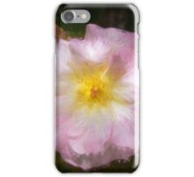 Shortcake cottage rose iPhone Case/Skin