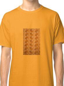 Retro Orange One Classic T-Shirt