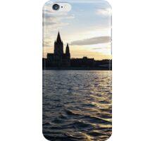 The Danube in Vienna iPhone Case/Skin