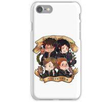 HP - Marauders iPhone Case/Skin