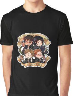 HP - Marauders Graphic T-Shirt