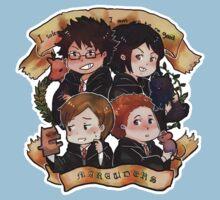 HP - Marauders Kids Tee