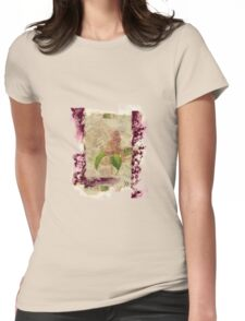 Vintage Love Womens Fitted T-Shirt
