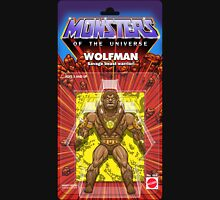 MONSTERS OF THE UNIVERSE - WOLFMAN Unisex T-Shirt
