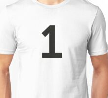 Sport Number 1 One Unisex T-Shirt