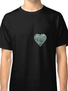 Hardwired Heart Classic T-Shirt