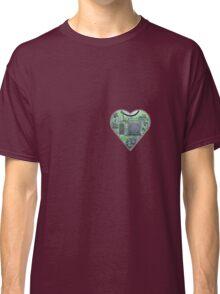 Hardwired Heart Classic T-Shirt