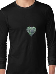 Hardwired Heart Long Sleeve T-Shirt